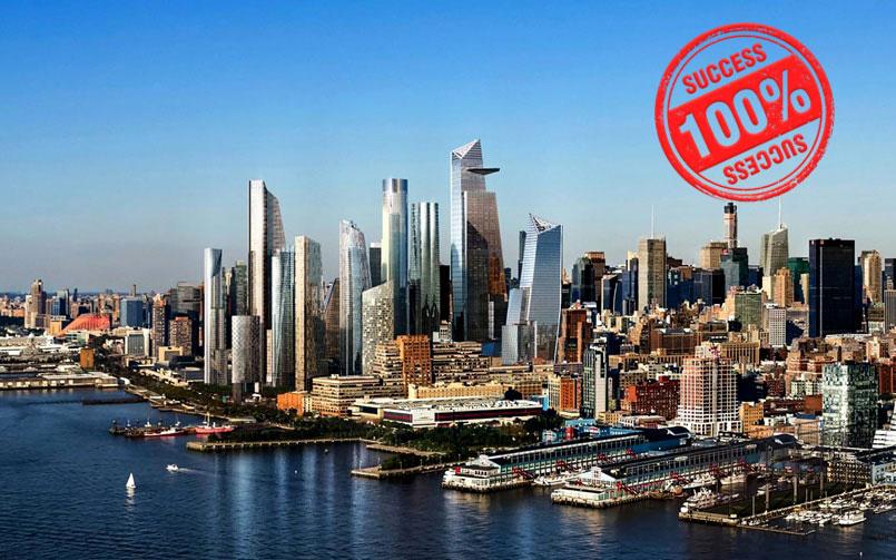 Visa Mỹ sẽ dễ lấy khi bạn biết đến dự án EB-5 Manhattan Tower