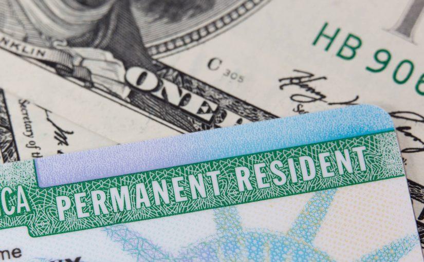thẻ xanh Hoa Kỳ