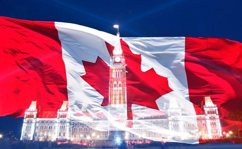 khí hậu ở Canada