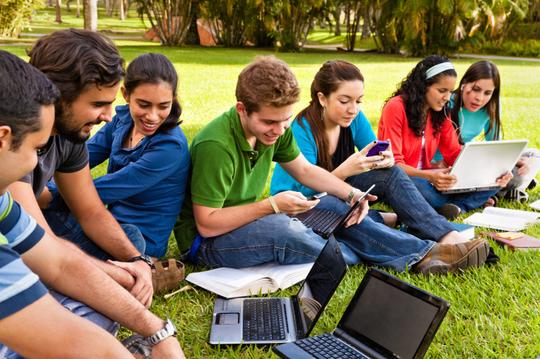 Giới trẻ Mỹ được khuyến khích phát triển xông xáo, mạo hiểm