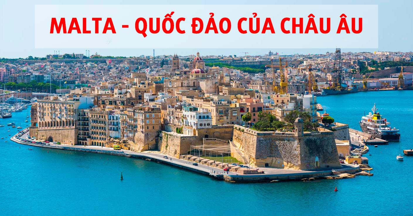 Định cư Malta, quốc đảo của Châu Âu