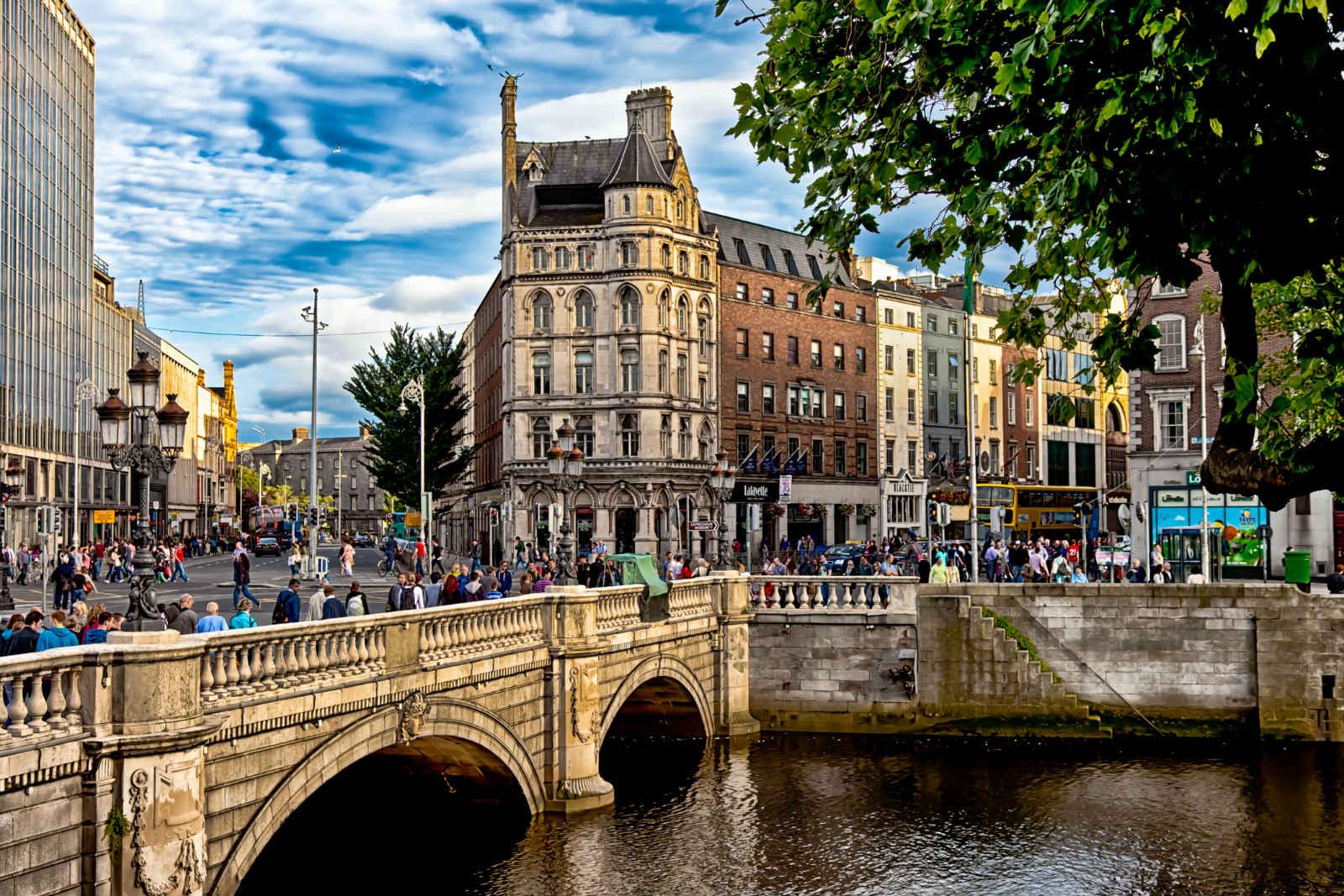đầu tư định cư Ireland, định cư Châu Âu