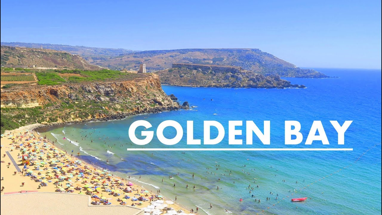 Golden Bay ở Malta