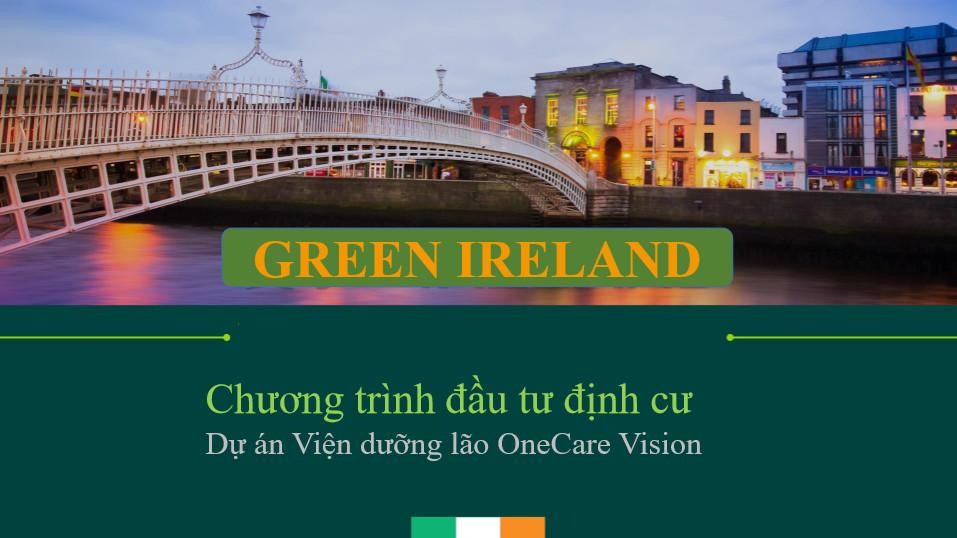 Chương trình định cư Ireland