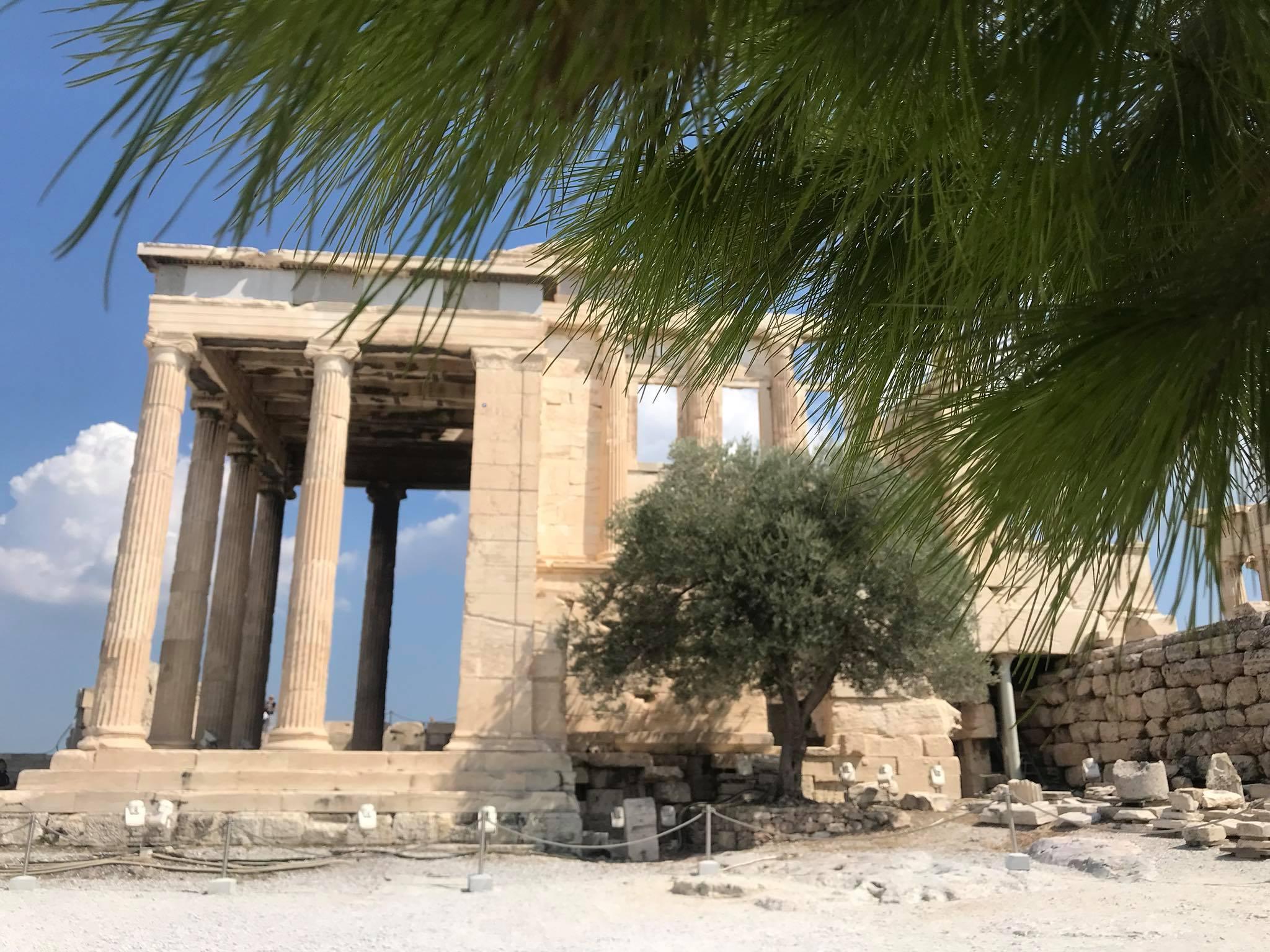 Cảnh đẹp Athen, Hy Lạp