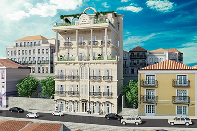 Dự án Panoramic hotel, đầu tư Bất động sản định cư Bồ Đào Nha