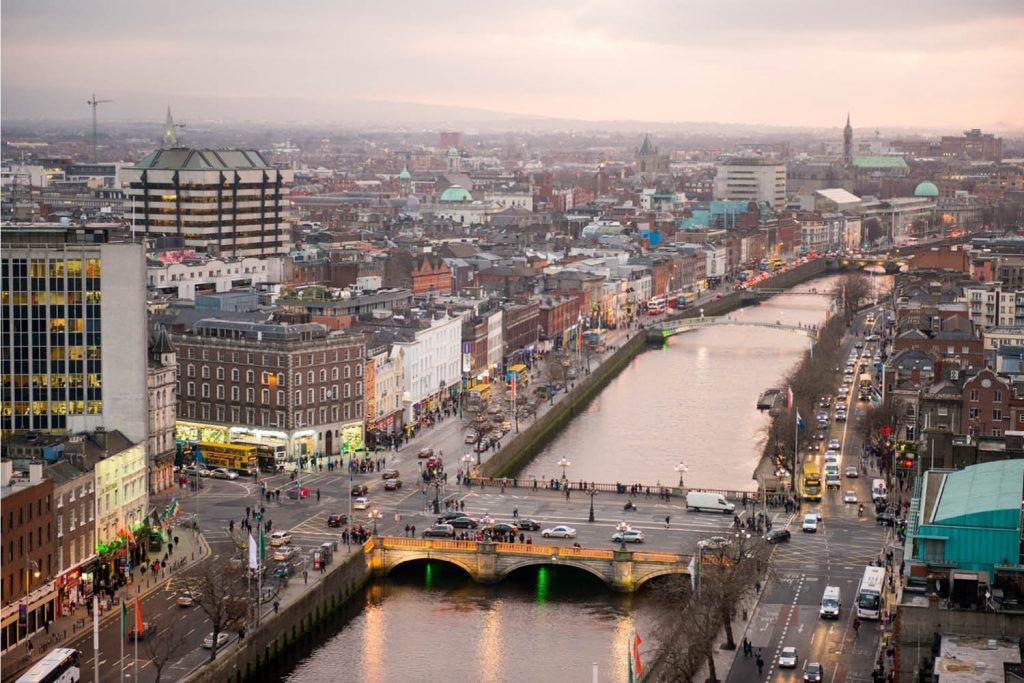 ưu điểm chương trình định cư Ireland
