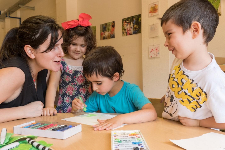 Giáo dục mầm non ở Bồ Đào Nha