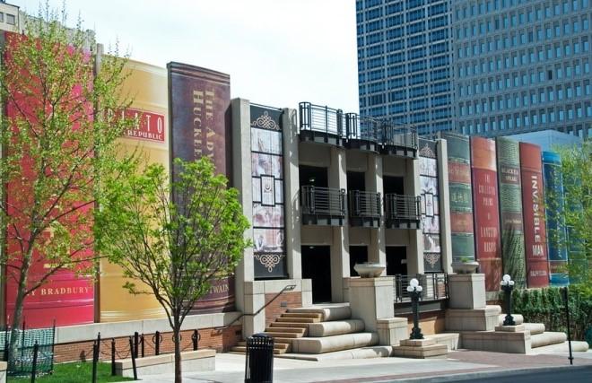 Thư viện công thành phố Kansas
