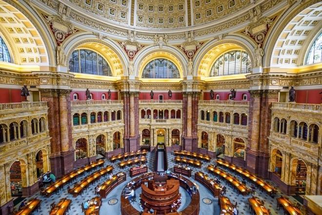 Thư viện Quốc hội tại Washington