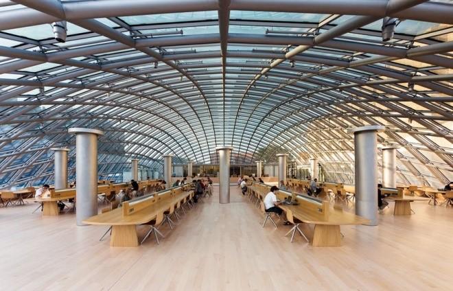 Thư viện Joe và Rika Mansueto trong đại học Chicago