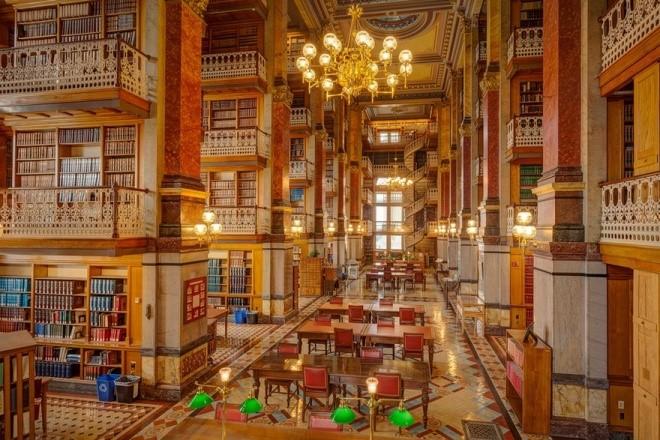 Thư viện luật bang Iowa nằm ở thủ phủ Des Moines