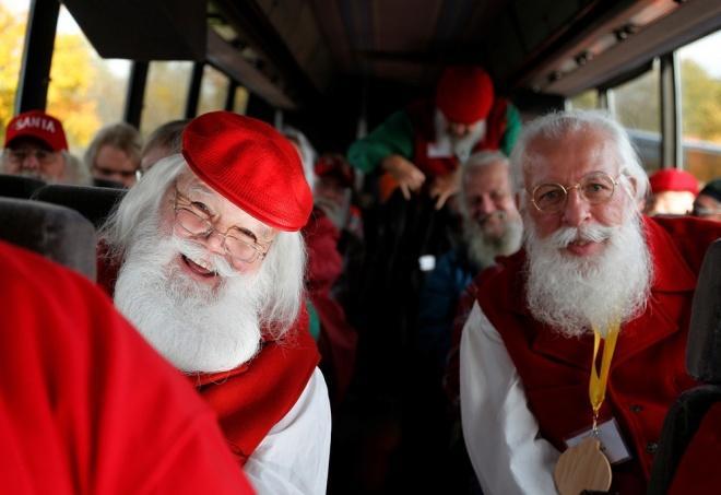 Ông già Noel tại Mỹ