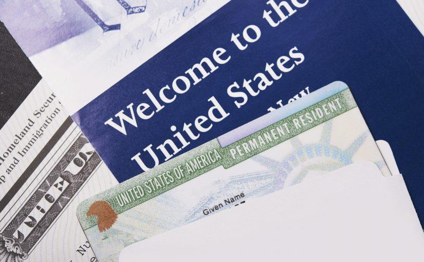 thủ tục định cư ở Mỹ