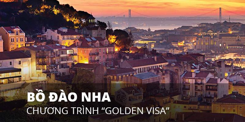 Định cư Bồ Đào Nha chương trình golden visa