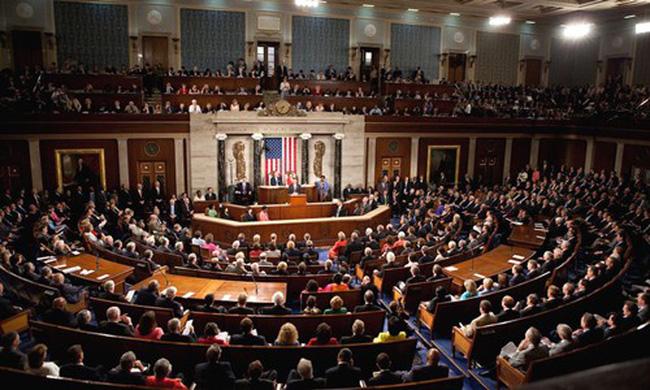 Nước Mỹ theo thể chế tam quyền phân lập: Lập pháp - Hành pháp - Tư Pháp