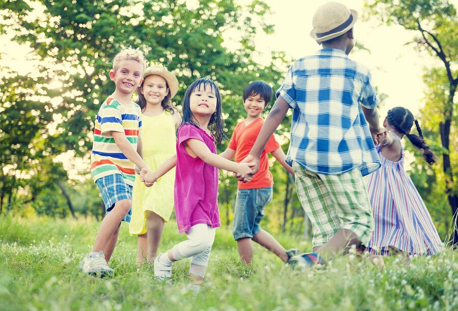 trẻ em Mỹ được tự do phát triển