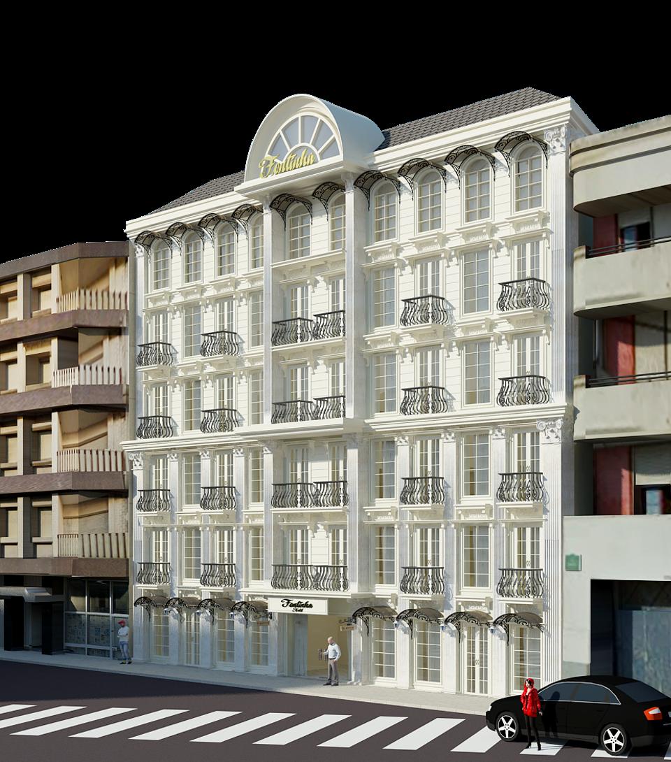 Dự án khách sạn Fotinha, định cư Bồ Đào Nha