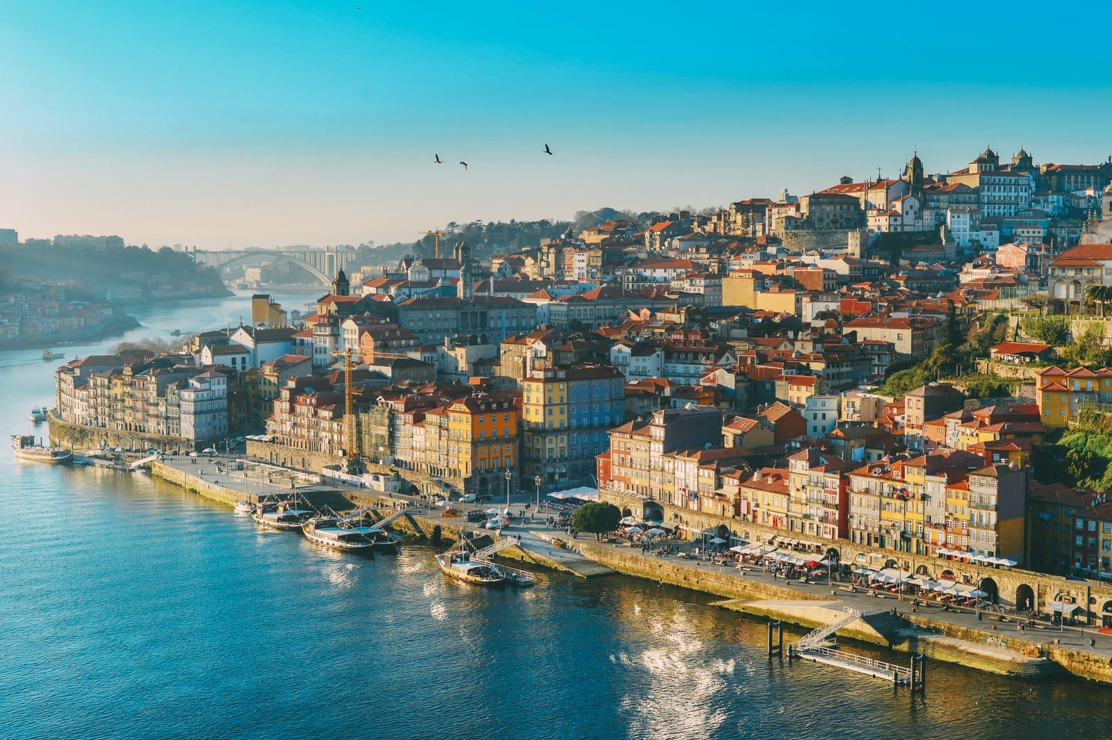 Đầu tư Bất động sản ở Porto định cư Bồ Đào Nha