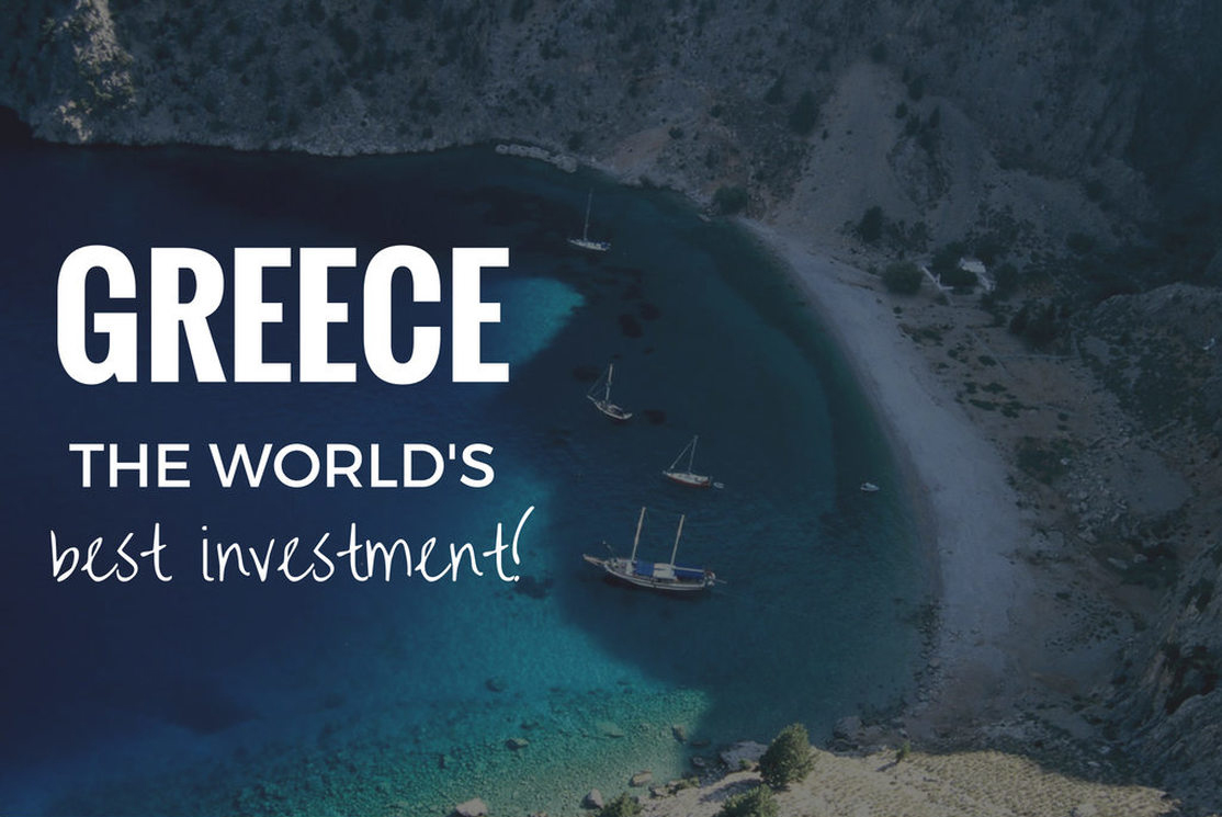 Định cư Hy Lạp để trở thành công dân Châu Âu