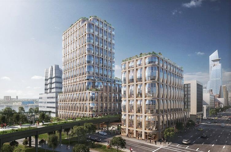 dự án EB5 khu căn hộ 515 phố 18