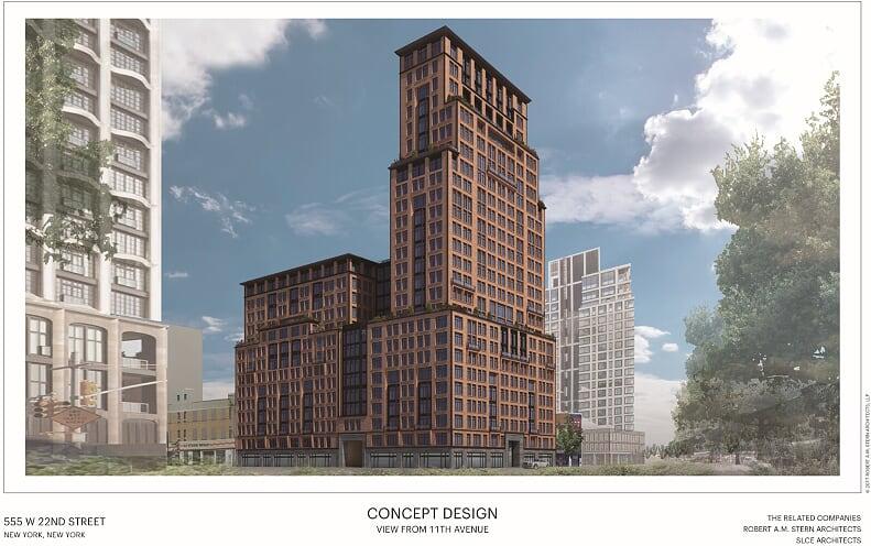 khu căn hộ 555 phố 22 khu phố tây, dự án EB5