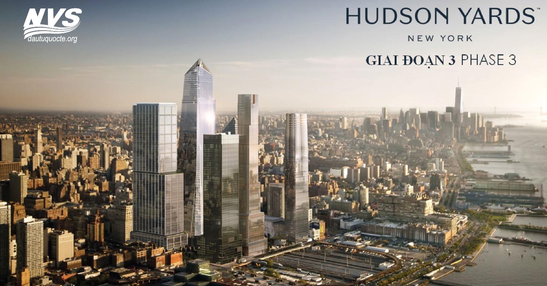Dự án EB5 Hudson Yard giai đoạn 3