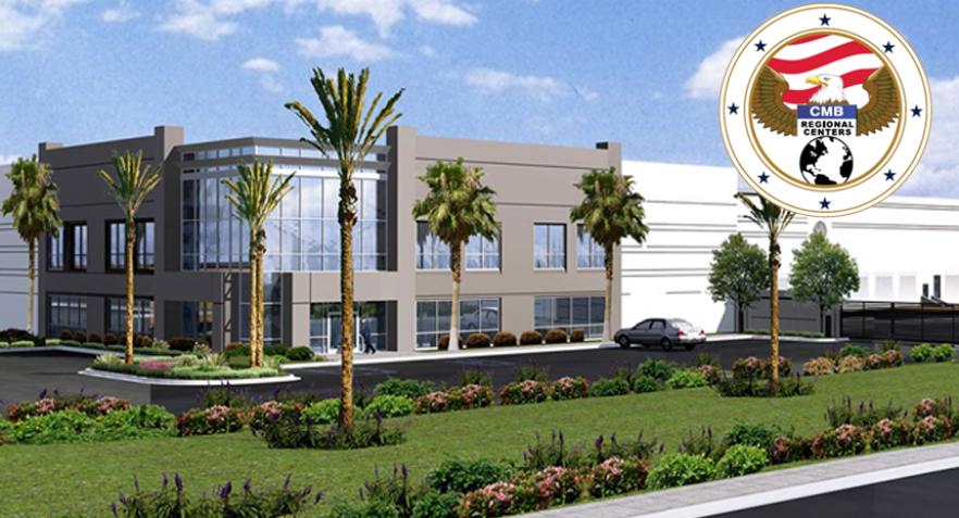 trụ sở dự án EB5 Hillwood, đầu tư định cư Mỹ