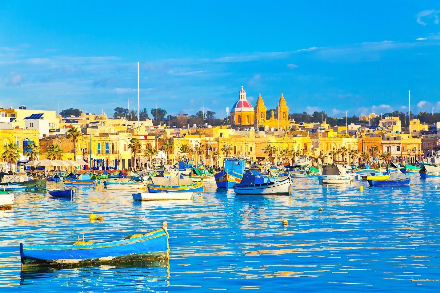 cơ hội đầu tư định cư Malta, sở hữu quốc tịch Châu Âu