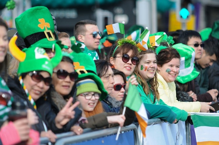 Những lợi ích khi là công dân Ireland