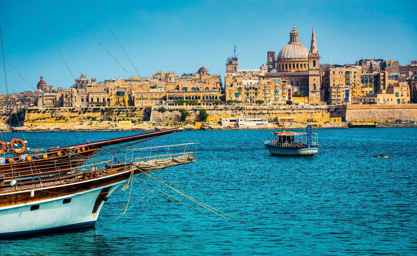 Những lý doa nên định cư Malta
