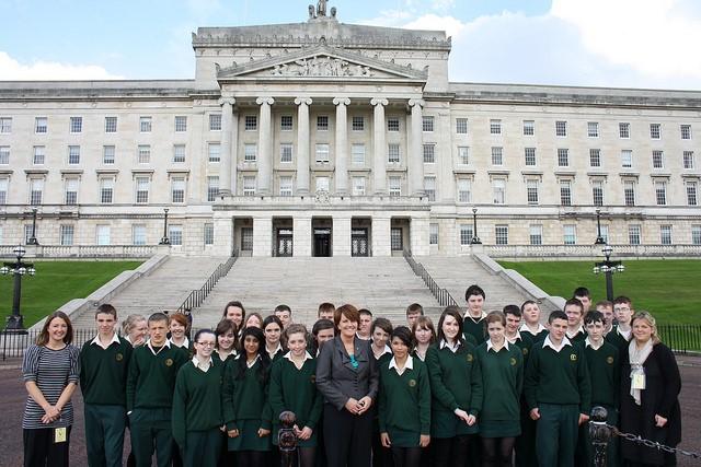 Hệ thống trường công lập THPT ở Ireland