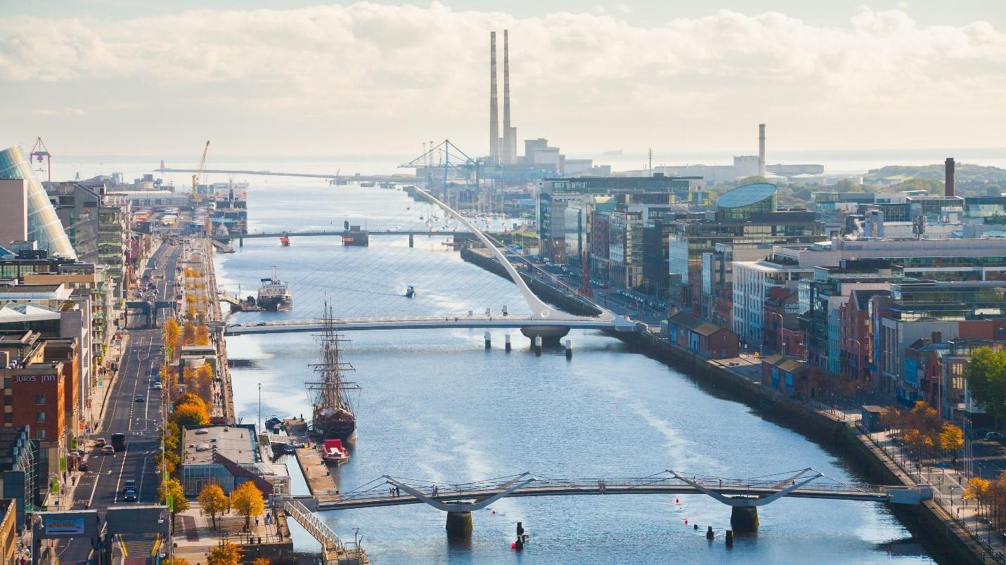 Định cư Ireland với 400000 eur