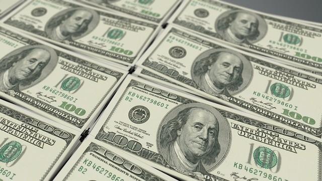 số tiền được mang vào mỹ