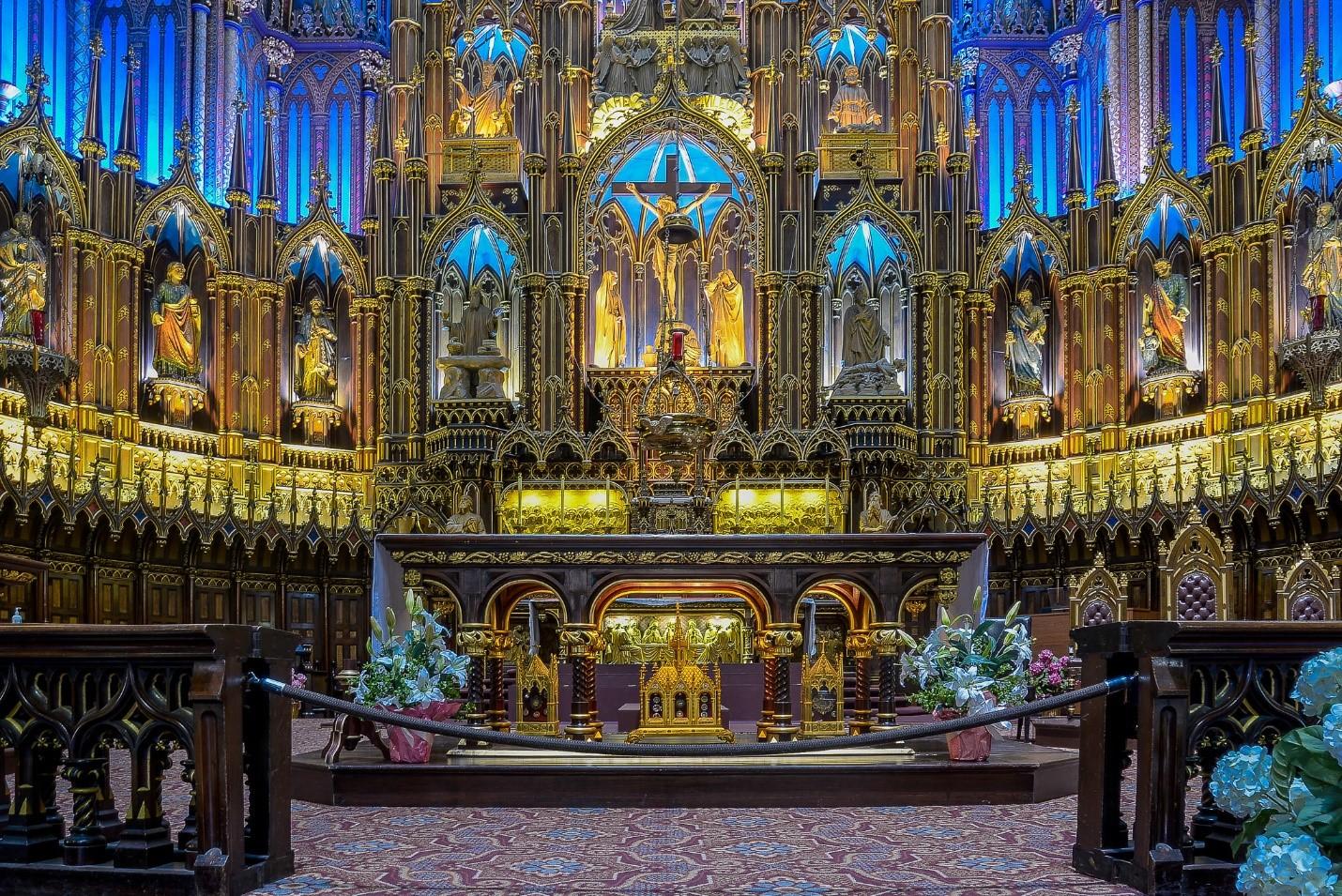 Nhà thờ Đức Bà Notre-Dame