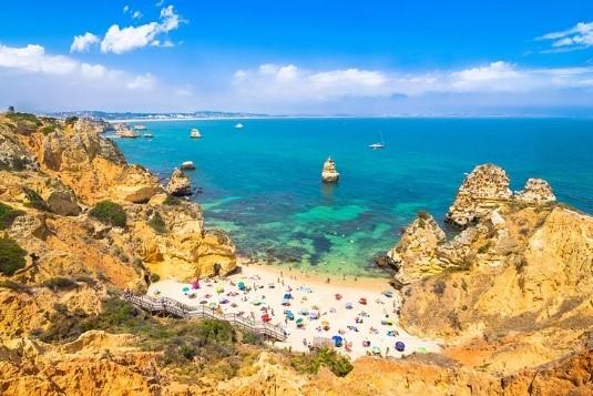 Cảnh quan thiên nhiên và thời tiết ở Bồ Đào Nha