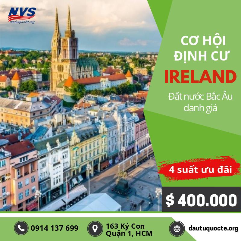 định cư Ireland, đất nước danh giá