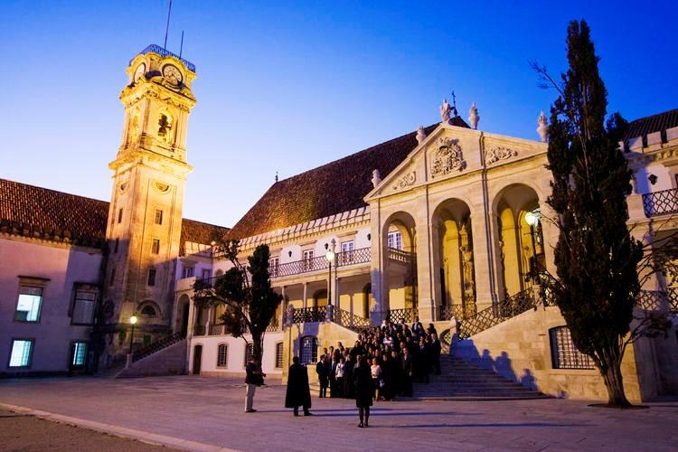 Đại học Coimbra Bồ Đào Nha