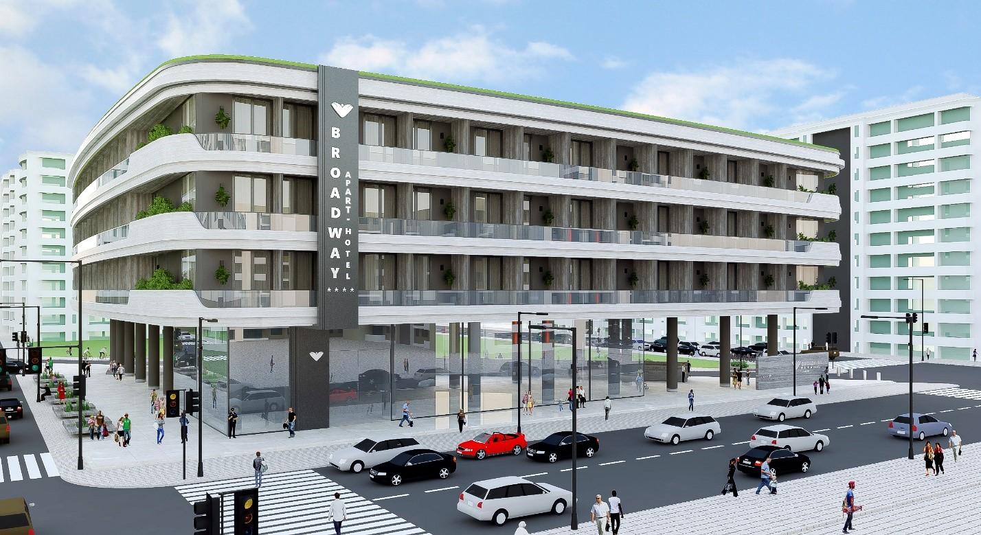 Dự án Broadway Hotel.