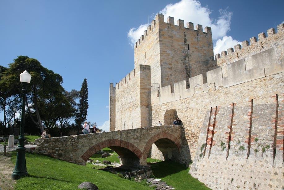 Lâu đài São Jorge.