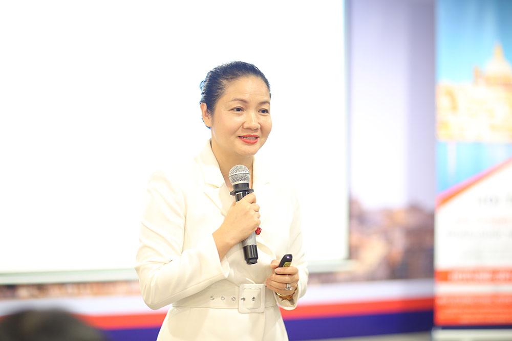 CEO NVS, Bà Trịnh Thị Thanh Nhàn chia sẻ chương trình Đầu tư trái phiếu Malta, sở hữu quốc tịch Châu Âu với nhà đầu tư