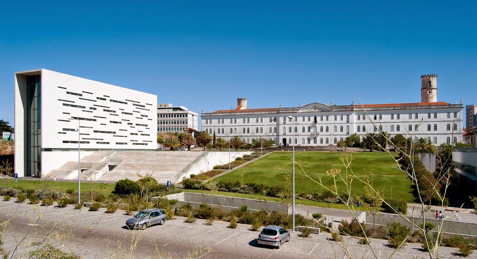 Đại học Nova de Lisboa đứng thứ 2 các trường đại học ở Bồ Đào Nha
