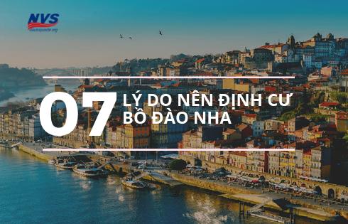 7 lý do nên định cư Bồ Đào Nha