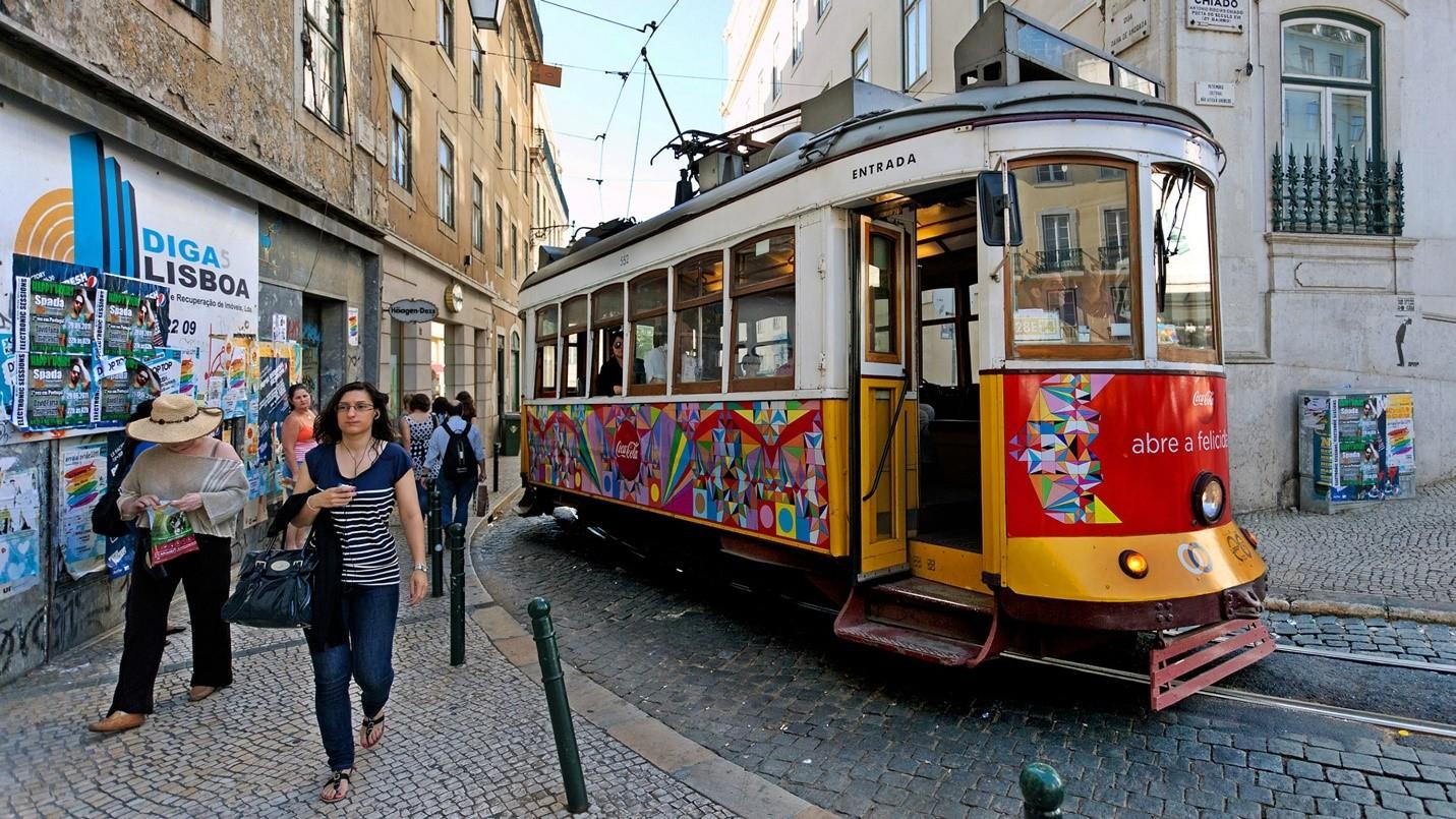 Bồ Đào Nha có khí hậu hiền hòa, con người thân thiện