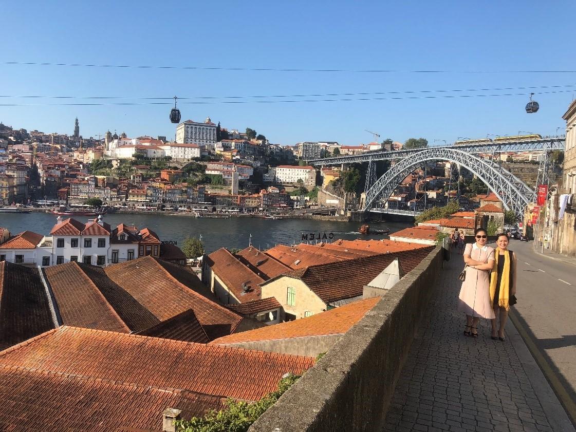 Chuyến đi khảo sát tại Bồ Đào Nha của NVS