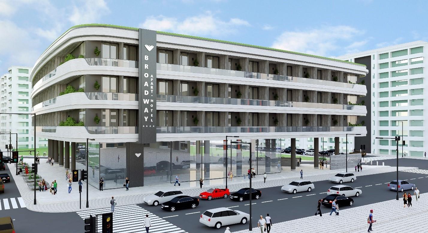 Hình ảnh của dự án BROADWAY APART – HOTEL ngay tại thành phố Porto