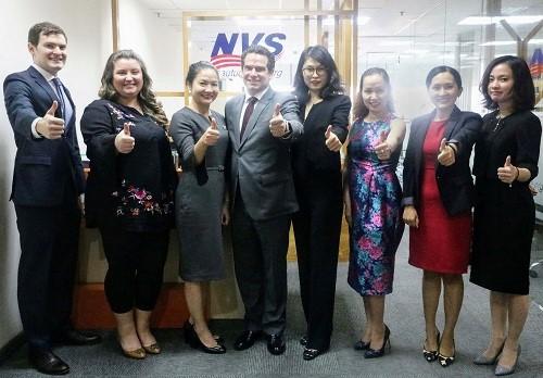 NVS với đối tác dự án EB5