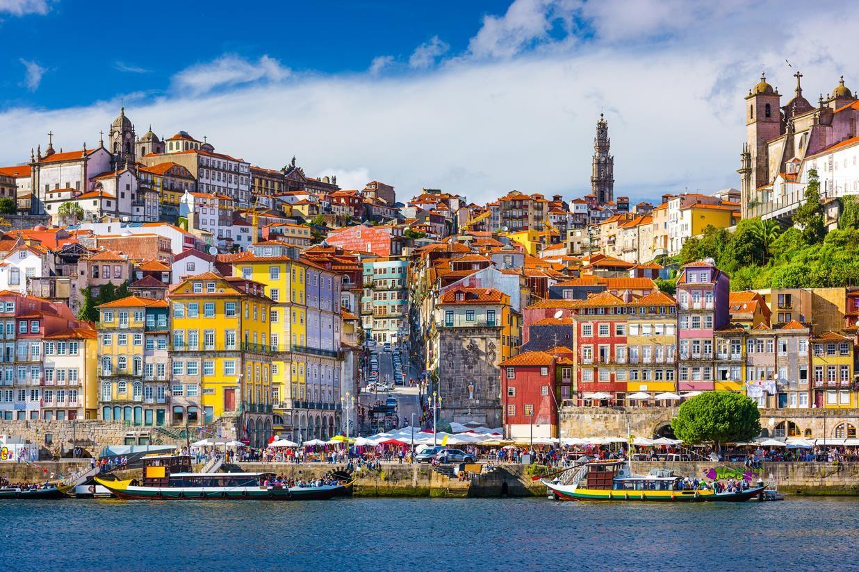 Thành phố cảng Porto