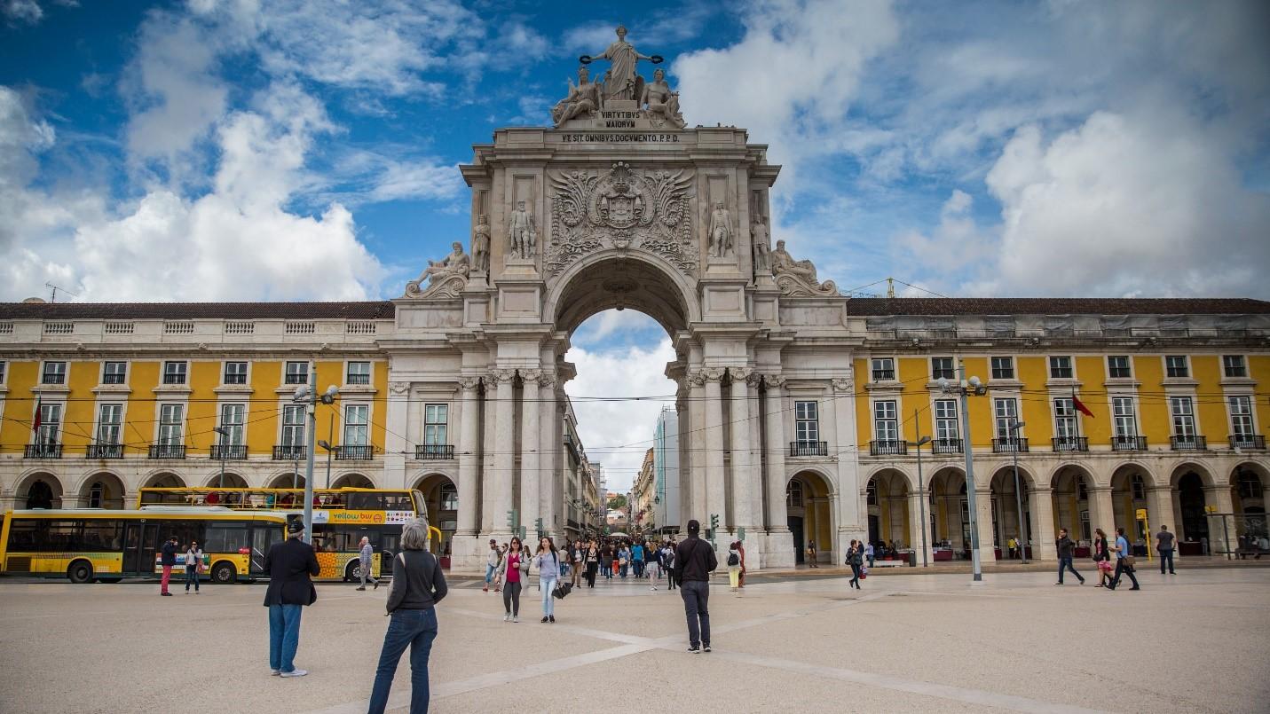 Bồ Đào Nha bình yên nhưng vẫn rất hiện đại