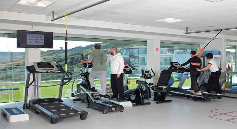 Hình ảnh tại bệnh viện CNS Campus tại Lisbon Bồ Đào Nha